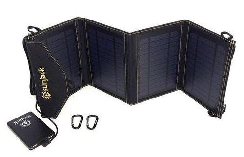 14W SunJack Solar Charger