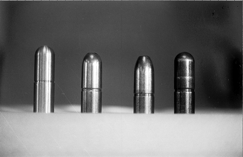 Bullets Tested