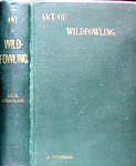 Abel Chapman Book: First Lessons In The Art Of Wildfowling
