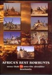 Africa's Best Bowhunts Vol. 3