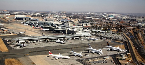 African Airport