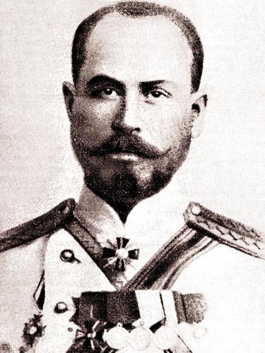 Alexander Bulatovich