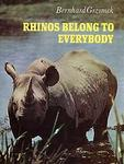 Rhinos Belong To Everybody