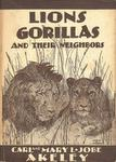 Lions, Gorillas And Their Neighbors