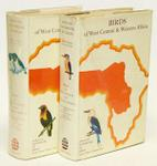 Birds Of West Central And Western Africa