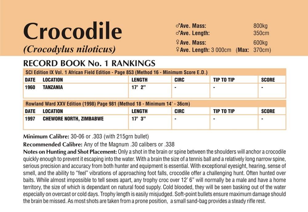 Crocodile Records