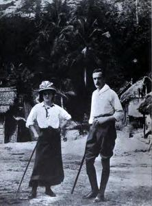 Decima Moore & Frederick Gordon Guggisberg