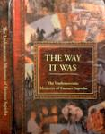 The Way It Was: The Undemocratic Memoirs Of Eustace Sapieha