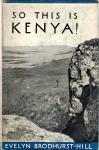 So This Is Kenya!