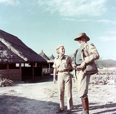 Ernest & Mary Hemingway
