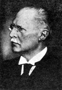 Dr Hans Meyer