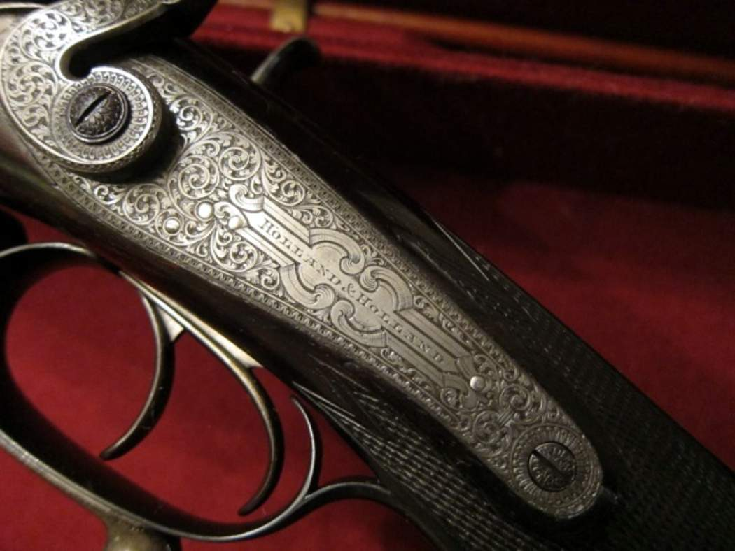 Holland & Holland Double Rifle