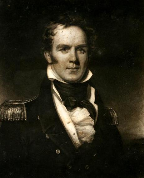Captain Hugh Clapperton