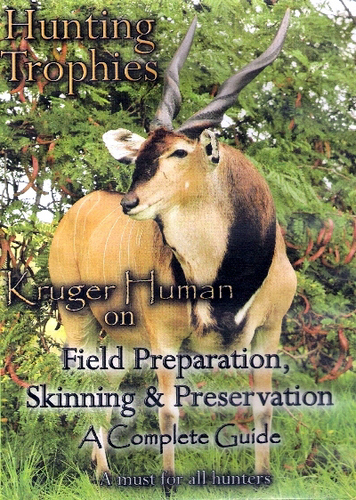 Hunting Trophies DVD
