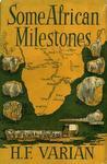 Some African Milestones