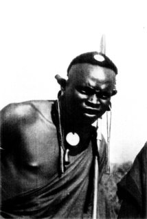 Photograph: A Kikuyu Spearman
