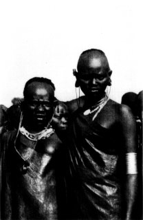 Photograph: Some Kikuyu Belles