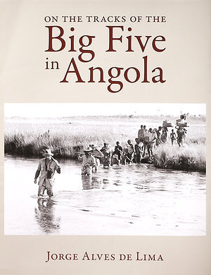 On The Tracks Of The Big Five In Angola