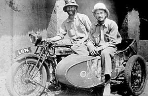 James C Wilson & Francis Flood