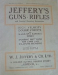 Jeffery's Guns, Rifles And General Shooting Accessories