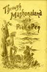 Through Mashonaland With Pick And Pen