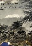 Handbook Of Tanganyika