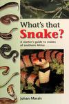 What's That Snake?