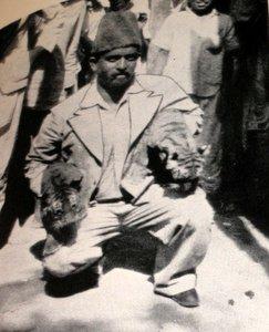 Khan Saheb Jamshed Butt