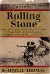 Rolling Stone: The Life And Adventures Of Arthur Radclyffe Dugmore