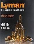 Lyman Reloading Handbook