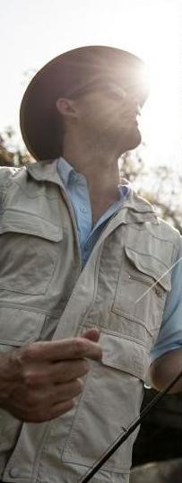 Men's Safari Vest