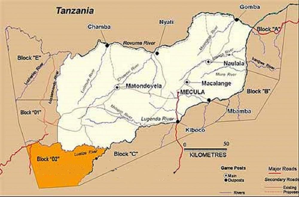 Mozambique Niassa Hunting Areas