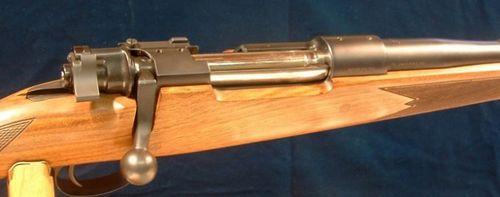Oberndorf-Mauser Action