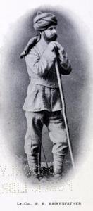 Lieutenant-Colonel Peter Robert Bairnsfather