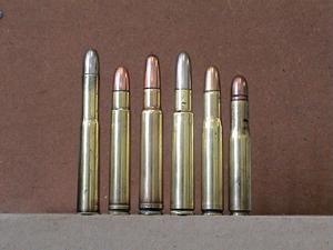 All Round Rifle Image