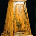 Sleeper Wood Pedestal