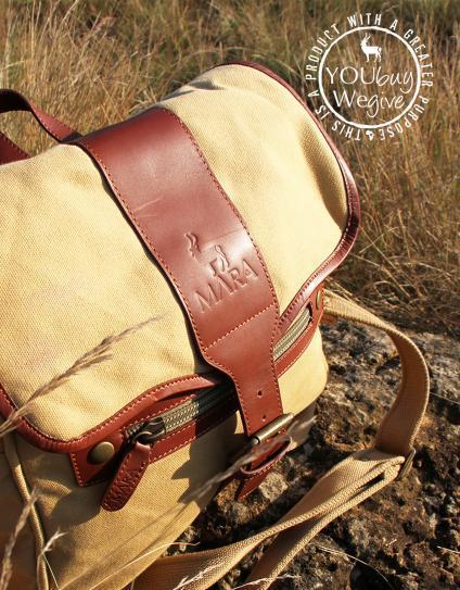 Safari Safari Day Bag - The Everything Bag