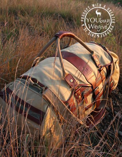Safari Luggage - The Everything Bag