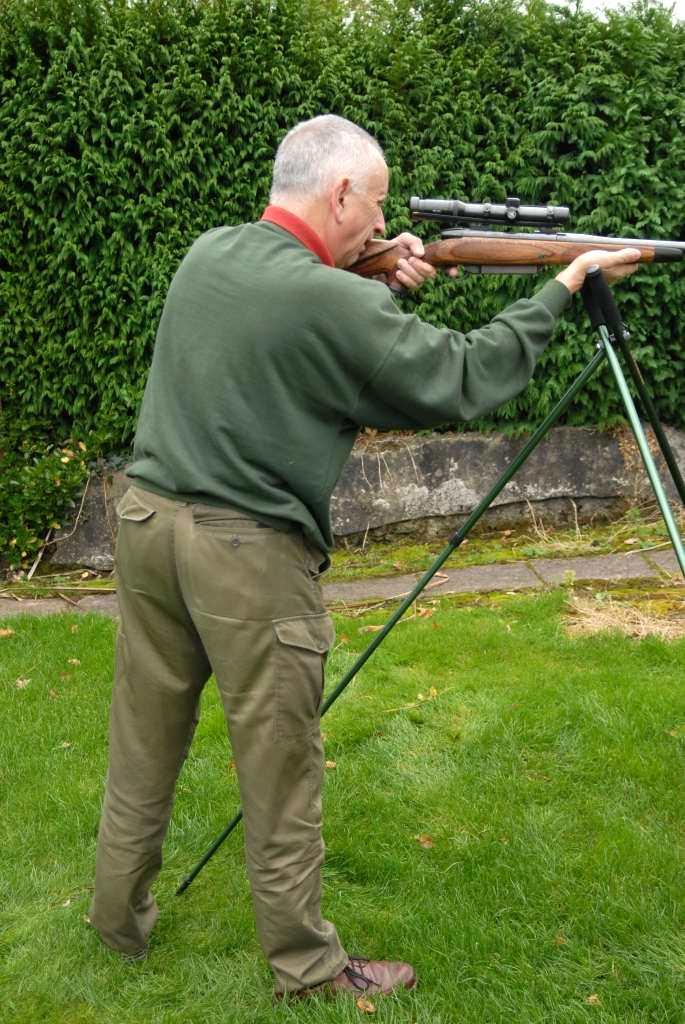 Shooting Sticks