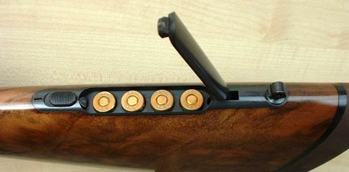 Rifle Stock Magazine