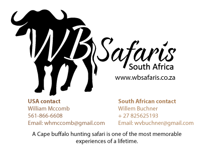 Willem Buchner Safaris