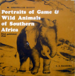 Portraits Of The Game And Wild Animals Of Southern Africa