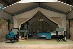 African Hunting Camps