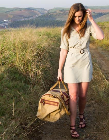Women's Safari Dress