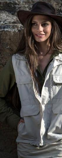 Women's Safari Vest