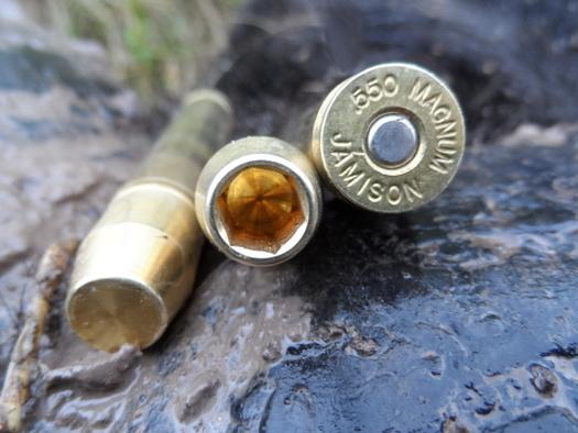 550 Magnum & Buffalo