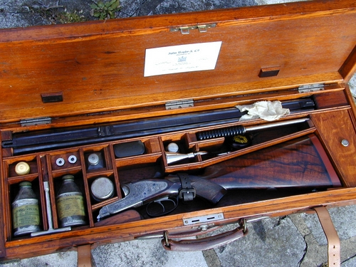 African Hunting Rifles Image