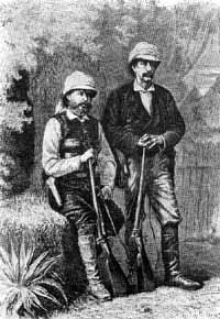 Hermenegildo Capello & Roberto Ivens