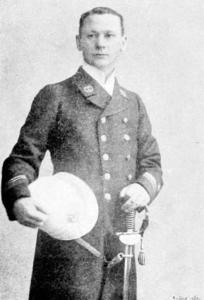 Captain Guy Burrows