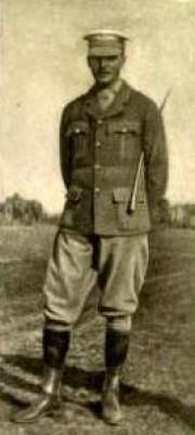 Captain Clement A Sykes